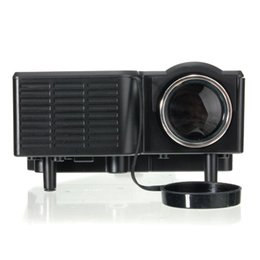 $enCountryForm.capitalKeyWord NZ - Wholesale-Portable LCD HDMI Micro AV LED Digital Mini Video Game Projector Multimedia player Black Durable Quality