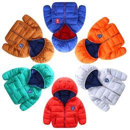 Boys red coats online shopping - winter boys girls jacket snow treasure cartoon coat cotton padded clothes children s coat Kid light down sport jacket