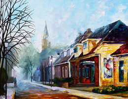 $enCountryForm.capitalKeyWord UK - Fine Art Oil Painting Print Reproduction High Quality Giclee Print on Canvas Home Decor Landscape Painting DH018