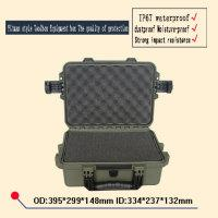 equipment case waterproof Australia - Dust box 2100 waterproof seal equipment case 395 * 299 * 148 mm safety Instrument case safety camera box with pre-cut foam lining