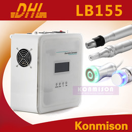 Wholesale 2017 Newest No Needle Mesotherapy Machine With Galvanic Cooling Derma Pen RF In Needle Free Mosotherapy Faical Machine