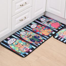 2017 area rug children 2pcs kids bedroom cartoon soft fleece floor mats living room kitchen area - Kids Bedroom Mats