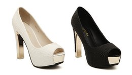$enCountryForm.capitalKeyWord UK - wholesaler free shipping drop shopping New style sexy Nightclub platform high heel women peep toe OL chunky heel wedding shoe 137
