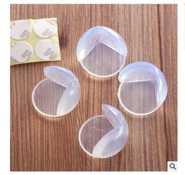 Discount protection baby - Baby Safety Corner Guards Table Protector Edge Safety Products Protection Cover Child Safety Protector Silicone DHL Free