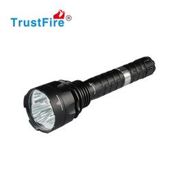 Flash Drive Battery NZ - LED Lamp Powerful LED Flashlight CREE T6 26650 Rechargeable Battery Torchlight Tail Switch 5 Modes Aluminum Alloy Flash Light Camping Torch