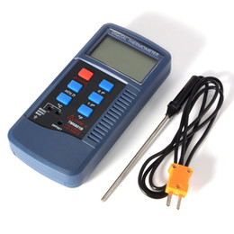 Controller Probe Canada - Digital Type-K Digital Thermometer Temperature Meter Thermocouple Probe BI457