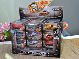 diecast model race cars 2019 - 1:64 Diecast Model Car Top Quality Baby Toy Cars Diecast Car Model Racing Car Model Toys Birthday Gifts for children dis