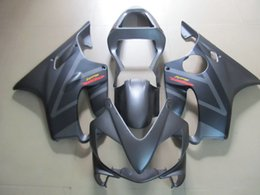 $enCountryForm.capitalKeyWord Australia - Injection molded top selling fairing kit for Honda CBR600 F4I 01 02 03 matte black fairings set CBR600F4I 2001-2003 OT26