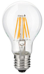 $enCountryForm.capitalKeyWord Australia - A60 led filament bulb 6W 8w LED E27 BULB Global clear filament bulb lamp e27 e14 b22 110v 220v