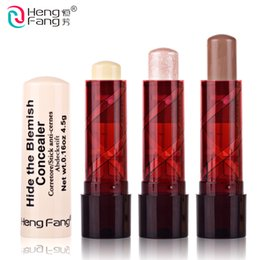 China HengFang Lady Makeup Tool Concealer Pen Hide The Blemish Creamy Concealer Stick Lip Style 4.5 g # H8457 cheap lady g spot suppliers