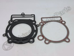 Bike cylinder online shopping - MM Cylinder Head Gasket NC250 CC Valve ZongShen xmotos kayo asian wing BSE dirt pit off road bike