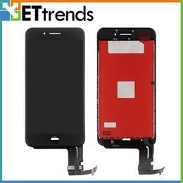 Iphone Screen Testing Australia - High Quality LCD Display for iPhone 7 Plus LCD Screen Digitizer Touch Glass Screen Assembly Test one by one DHL Free Shipping
