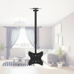 "$enCountryForm.capitalKeyWord Canada - Freeshipping Universal 17-37"" LCD TV Ceiling Mount 360 Degree Rotation LCD TV Bracket Hanger"