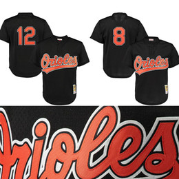 077e9ef6f 8 Baltimore Orioles 1989 Mitchell Ness MLB Jersey size 50 Mens Cal Ripken .