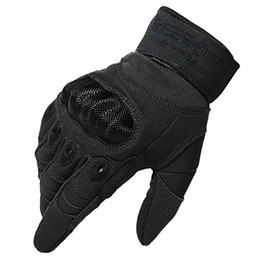 $enCountryForm.capitalKeyWord NZ - Military Hard Knuckle Tactical Gloves Full Finger Army Gear Sport Shooting Paintball Hunting Riding Motorcycle