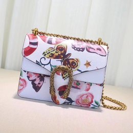 $enCountryForm.capitalKeyWord NZ - Chain bag female Korean 2017 new personalized embroidery bag all-match Pearl Square bag multilayer decoration package
