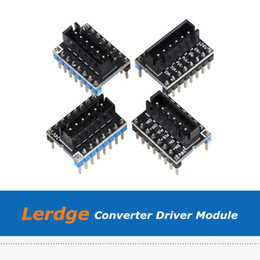 $enCountryForm.capitalKeyWord Canada - 4pcs 3D Printer Parts Converter Driver Expansion Module For Lerdge Motherboard