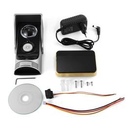 Wi-fi беспроводной видео ИК-камера телефон двери визуальный домофон дверной звонок ночь версия HS766