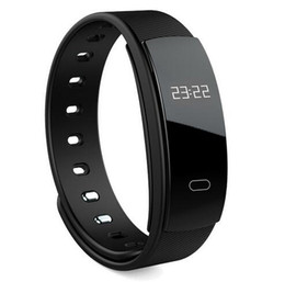 Fitness Band Trackers NZ - QS80 Heart Rate Monitor Smart Band Blood Pressure Monitor Smart Wristband Fitness Tracker Smart Bracelet for IOS Android