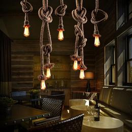 American lighting led rope light online american lighting led online shopping vitage loft rope pendant light edison lamp american style e27 bulb v v m industrial led mozeypictures Images