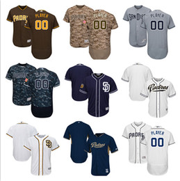 2ce872d1119 ... White - 119.99 Specialty Custom Personalized Baseball Jerseys  Customized Mens San Diego Padres jersey Any Name Number Stitched Size ...