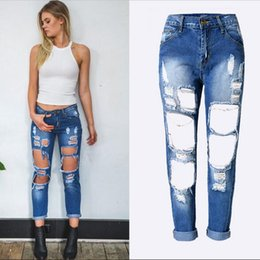 Baggy Ripped Jeans For Women Online | Baggy Ripped Jeans For Women ...
