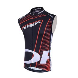 eaffdb32b67 2017 ORBEA Cycling vest bike sleeveless jerseys Cycling clothing summer  style bicycle Clothes MTB Bike Maillot quick dry Ropa Ciclismo C0238