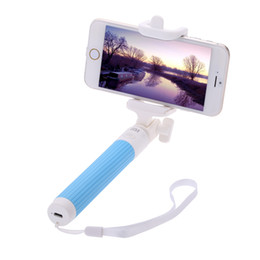 China Wholesale-100% Original Xiaomi Selfie Monopod Stick Holder Extendable Handheld Bluetooth Shutter for IOS Android Mobile Phone 3 colors supplier handheld bluetooth selfie stick monopod suppliers