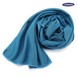cool new toys for kids 2019 - 2017 New Hot Ice Cold Towel Cooling Summer Sunstroke Sports Exercise Cool Quick Breathable Cooling Towel for Kids Adult