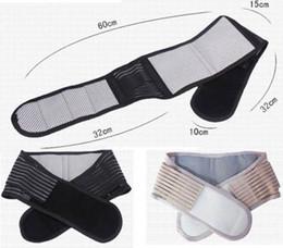 $enCountryForm.capitalKeyWord Canada - In Stock Slimming Massager Belt Lower Support Waist Lumbar Brace Belt Strap Health Care Free shipping 500pcs