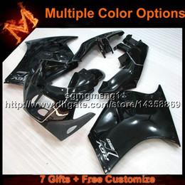 $enCountryForm.capitalKeyWord NZ - 23colors+8Gifts black motorcycle cowl for Suzuki RGV250 VJ21 1988-1989 88 89 VJ21 ABS Plastic Fairing
