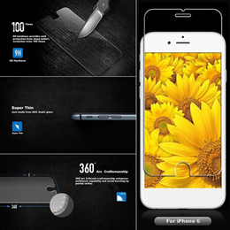 $enCountryForm.capitalKeyWord Australia - Anti-broke Glass Screen Guard For iPhone 6P 7P wholesale price Brand 0.33Mm Premium Hardness Toughened