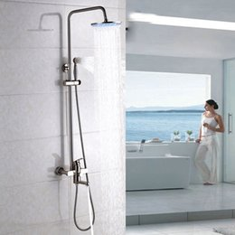 Single Handle Exposed Shower Faucet Canada Best Selling Single
