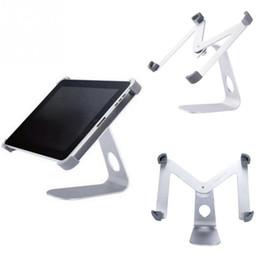 Оптовое - Высокое качество M Shape 360 Angle Rotatable Holder Настольная держатель для iPad 2/3/4, для ipad mini 1/2/3