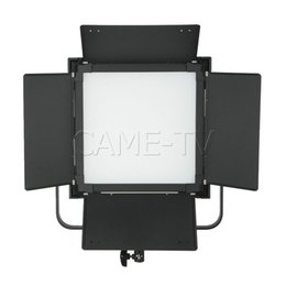 led video lighting kits NZ - CAME-TV High CRI Bi-Color SMD Led Video Light Square Panel L2000S