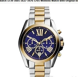 Chinese  Wholesale watches Best quality AAA Free Shipping Luxury brand watch 5739 5605 5627 5976 5705 Womens Watch with Original box 2 years warrany manufacturers