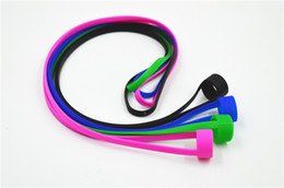 $enCountryForm.capitalKeyWord Canada - Universal Silicone Lanyard Vape Band O Rings Silicon Necklace Colorful for fit 16mm-25mm E-cigarette Kits RDA RBA Tank Atomizer Box Vape Mod