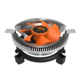 China Wholesale- 1 PC High Quality PC CPU Cooler Cooling Fan Heatsink for Intel LGA775 1155 AMD AM2 AM3 754 cheap amd am3 cpu fan suppliers