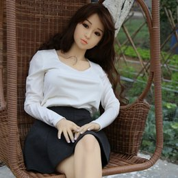 Discount solid sex dolls lifelike - Realistic Full Body Sex Dolls for Men Full Silicone Love Doll Lifelike Breast Anal Vagina Male Japanese Real Doll