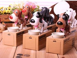 $enCountryForm.capitalKeyWord Canada - 2017 new Eat money dog save money cans, eat money dog cats savings pots free shipping