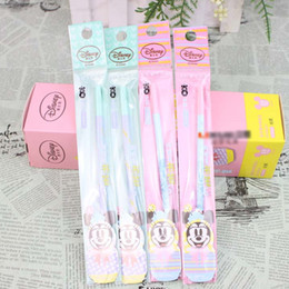 stationery Canada - Korean version of the stationery really color cartoon fresh gel pen black core creative pen