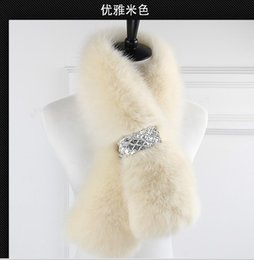Wrap Outerwear Canada - 2019 Winter Bridal Wedding Faux Fur Wraps Warm shawls Outerwear red Black Beige and other color 80com*120com