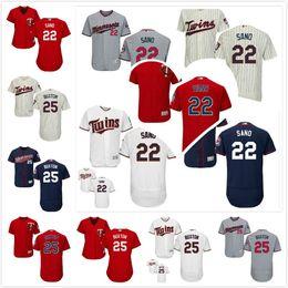 2e939ba84 ... kids minnesota twins 22 miguel sano 25 byron buxton cool flex baseball  jerseys mens majestic mlb