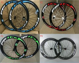 $enCountryForm.capitalKeyWord Canada - 2017 New arrival 3k matt 700C 50mm full carbon bicycle road carbon wheelset clincher fast forward bike carbon wheels with powerway hubs