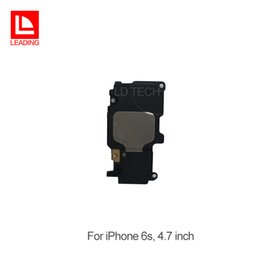 China Loud Speaker Loudspeaker for Apple iPhone 6s 6s plus 4.7 5.5 inch Buzzer Ringer Replacement Part fast free shipping suppliers