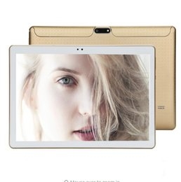 Discount 4g calling tablets - Wholesale- Sales promotion 10.1 inch T805C Octa Core Ram 2GB Rom 32GB Tablet Android5.0 Phone 4G Call Tablet PC tablette