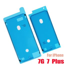 3m Iphone NZ - Free By DHL For iPhone 6s Plus 7 7 Plus 3M Pre-Cut Waterproof Adhesive Tape Glue Front Housing LCD Touch Screen Frame Sticker