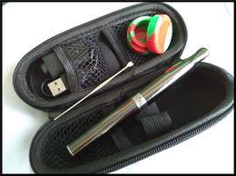 DaD pen online shopping - quartz coil heating rod core wax vape pen electronic cigarette e dad wax concentrate wax oil vaporizer e cig kit best seller