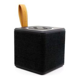 $enCountryForm.capitalKeyWord UK - New hot NR-1016 Fabric art Portable Bluetooth Speaker 5W 3 Inch Horn Diaphragm Wireless Speakers Subwoofers Loudspeakers
