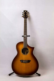 China The new rhyme's hand guitar, panel west tical cloud unlined upper garment, lientang Indian rosewood. Quality assurance, not satisfied can re suppliers